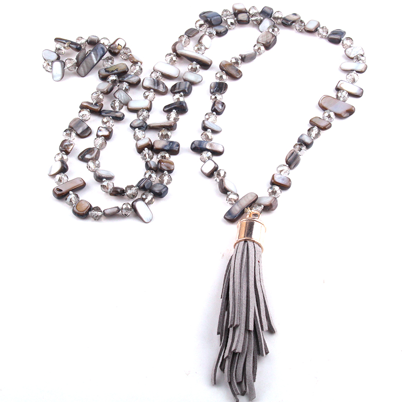 Free Shipping New Fashion Bohemian Jewelry Pink Shell And Cr