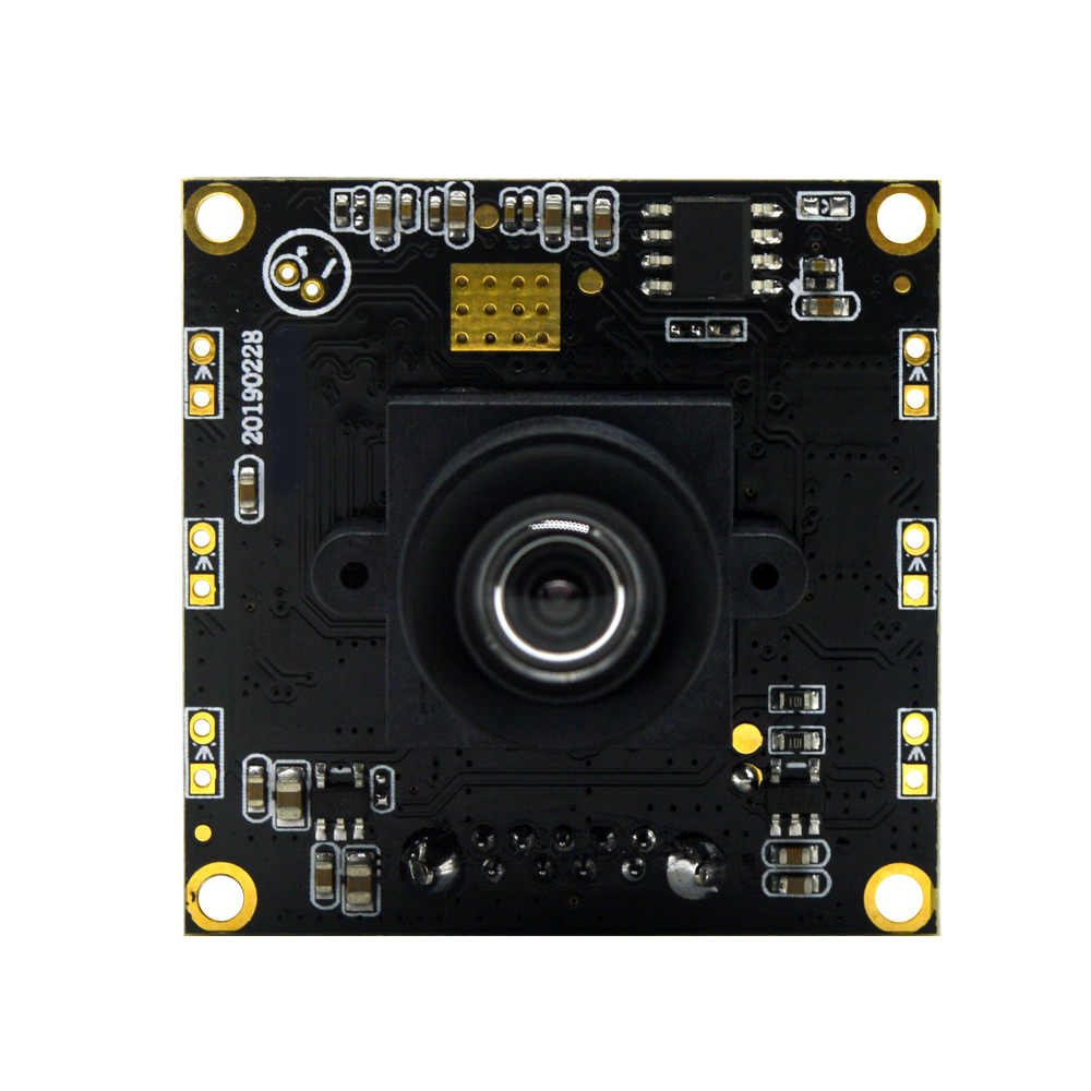 HQCAM 1080P 60fps SONY IMX290 Star Wide Dynamic Camera Module USB3.0 Low 0.0001Lux YUY2 UVC Linux Android Windows CCTV PCB Board image