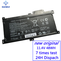 GZSM laptop battery WA03XL For HP WAO3XL HSTNN UB7H TPN W126 battery for laptop For Pavilion x360 15 br000 15 BR010ND battery