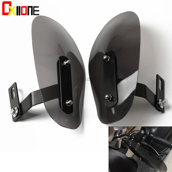 Universal Motorcycle Handguard Wind Protector Shield For BMW R1200R/S/ST R1200GS/RT R1150RT S1000RR Motocross Accessories