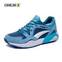 2018 Men Tennis Shoes For Women Retro Classic Athletic Trainers Trail Sports Footwear Blue Breathable Outdoor Walking Sneakers