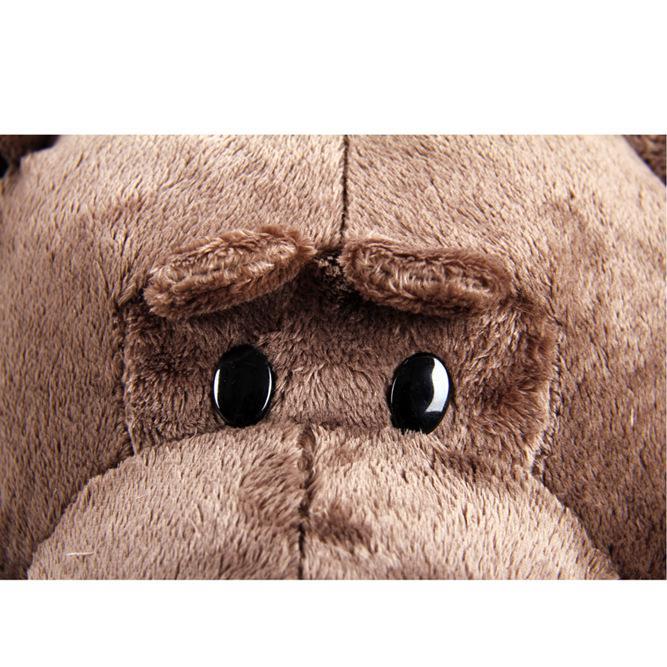 Boneca de Brinquedo de Pelúcia Cadeira Almofada Hamster Hamster