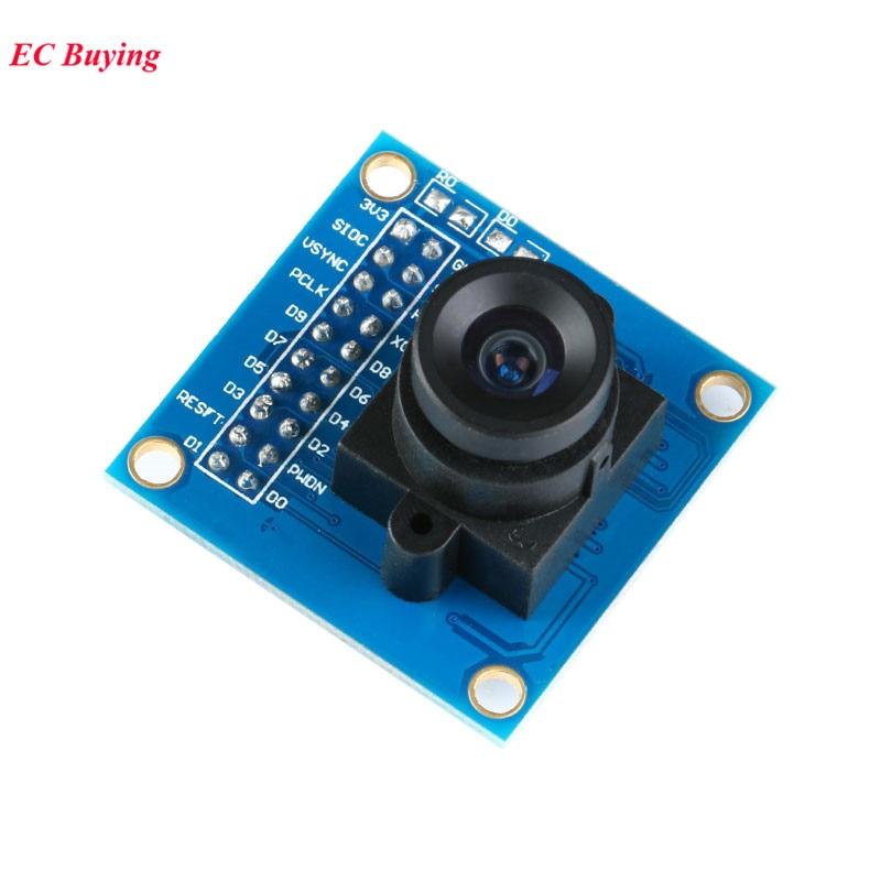 OV7725 Camera Module STM32 Driver Chip Integrated 30W Pixel Image font b Sensor b font Board