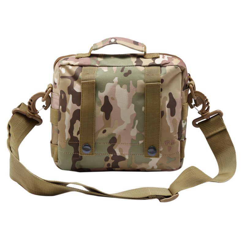 Prix pour Messenger Sac En Nylon Molle Unique Épaule Poitrine Pack Sling Sac Camouflage Sac Bandoulière
