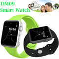 Timethinker DM09 montre intelligente hommes femmes Smartwacht podomètre Reloj Fitness Tracker carte SIM Smartwatch avec caméra pk A1 DZ09