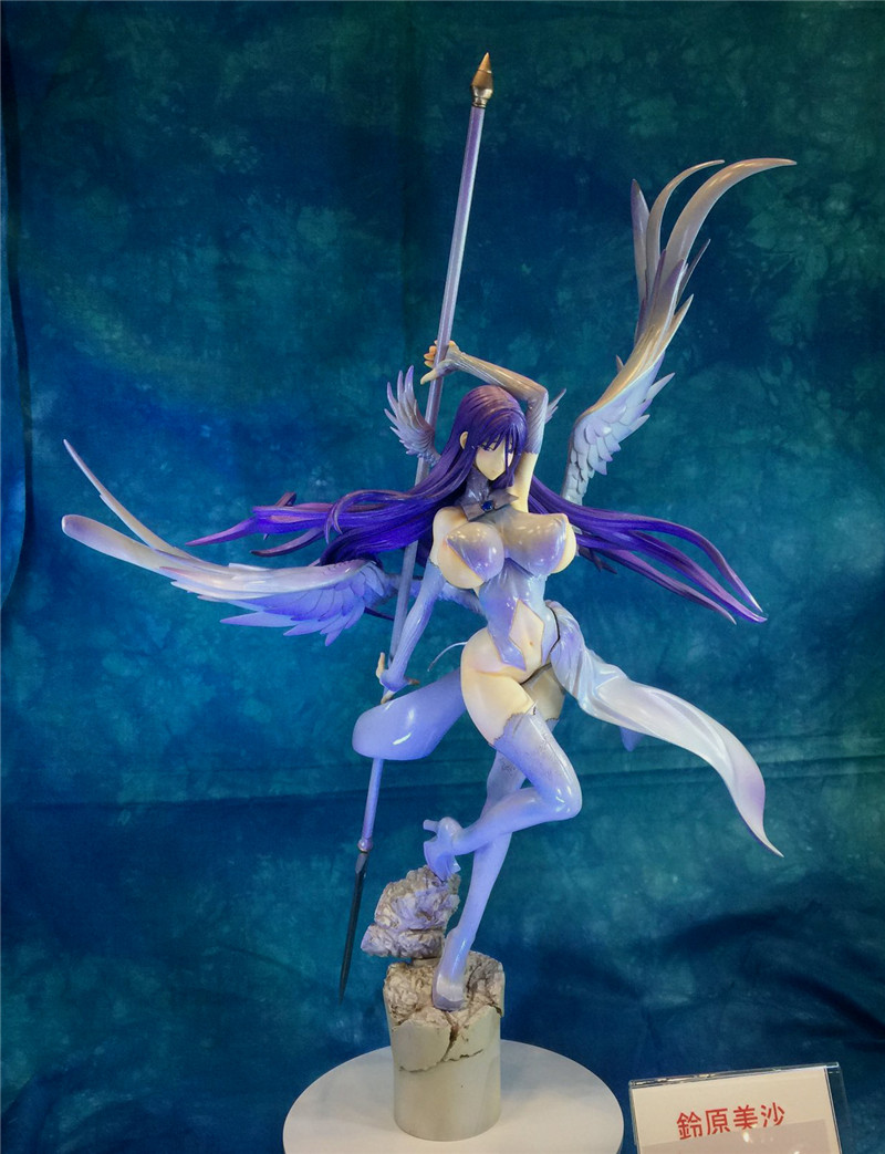 2017 Newest Anime GK GARAGE KIT Sexy Game Girl white model 1/8 GK resin model sexy Action Figure Collection Model Toys anime one piece dracula mihawk model garage kit pvc action figure classic collection toy doll