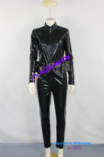 Batman Dark Knight Rises Cat Woman Cosplay Costume acgcosplay include boots covers gloves(China)