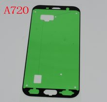 Original LCD Front Frame Bezel Adhesive Sticker Glue For Samsung Galaxy A3 2017 A320 A5 2017 A520 A720(China)