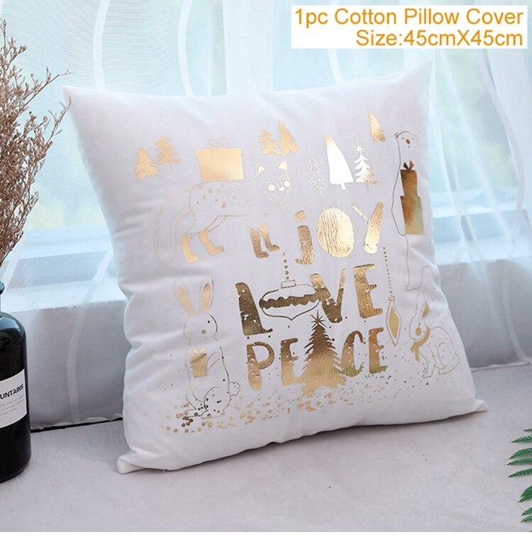 Christmas Pillow Case 40