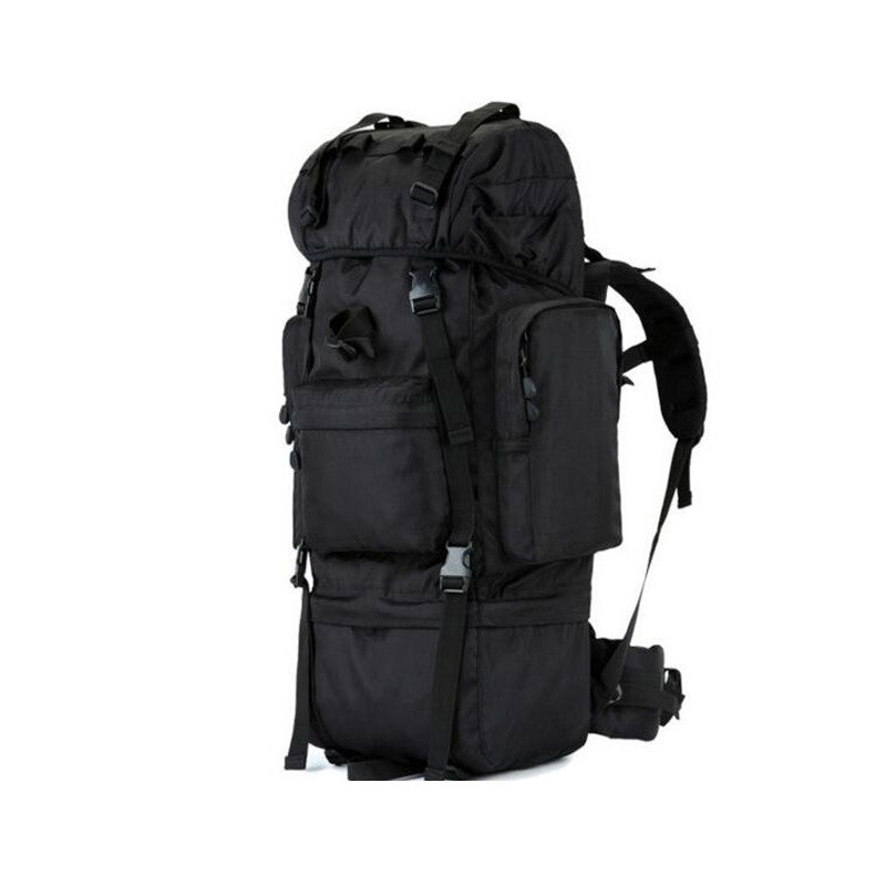 2017 New Military Tactical Backpack Camping Bags Mountaineering Bag Men's Hiking Rucksack Travel Backpack 65L S029 protector plus sports outdoor military molle tactical bag backpack for mochila camping travel hiking backpacks bags sporttas