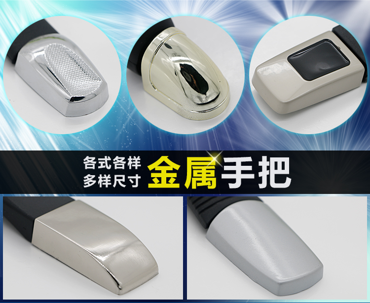 High Quality Replacement Suitcase Handle Luggage Repair Accessories With Soild Steel Sheet B059