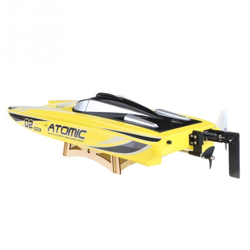 RC قارب Volantex V792 4 70 سنتيمتر 2.4 جرام فرش RTR 60 كيلومتر/الساعة RC قارب ABS بدن فرش ESC 1800KV PNP RC يبو لعب للأطفال-في قوارب تعمل بالتحكم عن بعد من الألعاب والهوايات على  مجموعة 3