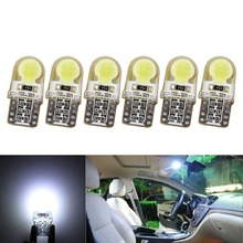 T10 LED Canbus W5W 194 168 Error Free 501 COB 8SMD Clearance lights Super Bright Car Turn Side Dome Reading Wedge Lights