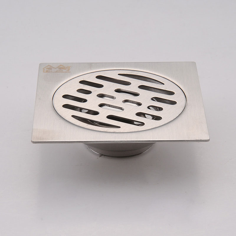 Stainless Steel Balcony Deodorant Floor Drain Filter