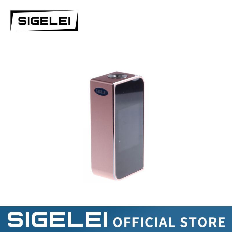 Sigelei T150 MOD e electronic cigarette Newest 2 0 touch screen Design of 150W temperature control