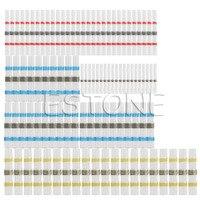100pcs 26 10 AWG Waterproof Solder Sleeve Heat Shrink Butt Wire Splice Connector