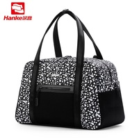 Hanke 2018 New Women Travel Duffel Bag Female Handbags Men Messenger Bags Water Repellent Women's Weekend Trip Bags H3002