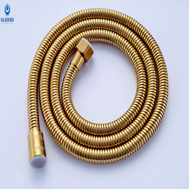 Online Shop Ulgksd Wholesale and Retail Golden Stainless steel ...
