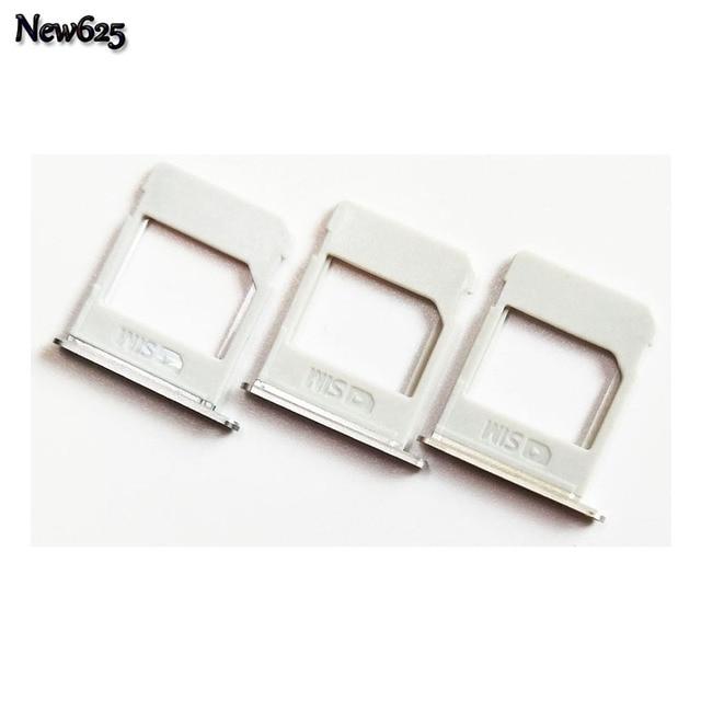 Novo Original Para Samsung Para Galaxy Note 5 Single/Dual Cartão SIM Tray Titular Substituição de Peças