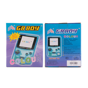 Image 5 - ギガバイト少年カラー色ハンドヘルドゲームプレーヤー 2.7 ポータブル古典的なゲームコンソールコンソールとバックライト 66 内蔵ゲームテトリス