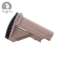 2019 New Camping Components Tactical Stock Mission Adjustable Stock Mil Tactical 416 After Care Back Nylon Tactical Minimalist