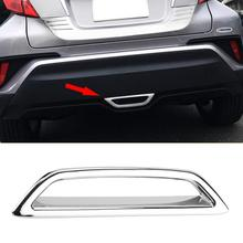 Car Rear Brake Light Trim Tail font b Lamp b font Cover Frame Fit For Toyota