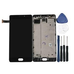 """Image 5 - 5.7 """""""" M & Sen Super Amoled do Meizu Pro 7 Plus M793H ekran wyświetlacz LCD + Digitizer Panel dotykowy z ramką do Pro7 Plus"""