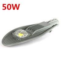 10pcs Best Price High Quality 50W 100W 150W LED Street Light AC85 265V Outdoor Lighting Garden Lamp Warm White/White