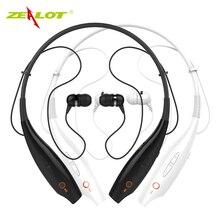 Спортивные наушники Bluetooth HiFi стерео гарнитура Средства ухода за кожей шеи висит Беспроводной наушники-вкладыши для iPhone 6 plus MP3-плееры