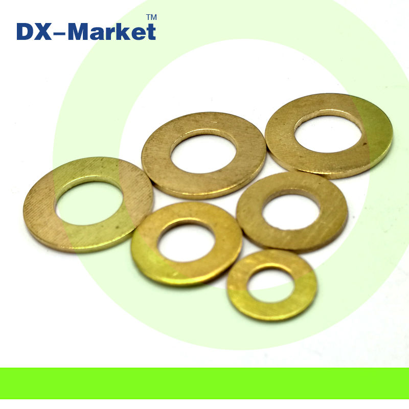 m8*12*1.5 , 50pcs , m8 Seal washer, High quality Copper washers ...