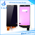 1 piece free shipping replacement part 4.6 inch screen for Sony Xperia Z3 Compact Z3 mini M55w lcd display with touch digitizer