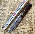 Дамасская сталь  армейский нож для выживания  высокопрочный рыцарский нож для самозащиты  Походный нож для охоты  инструменты для активного...