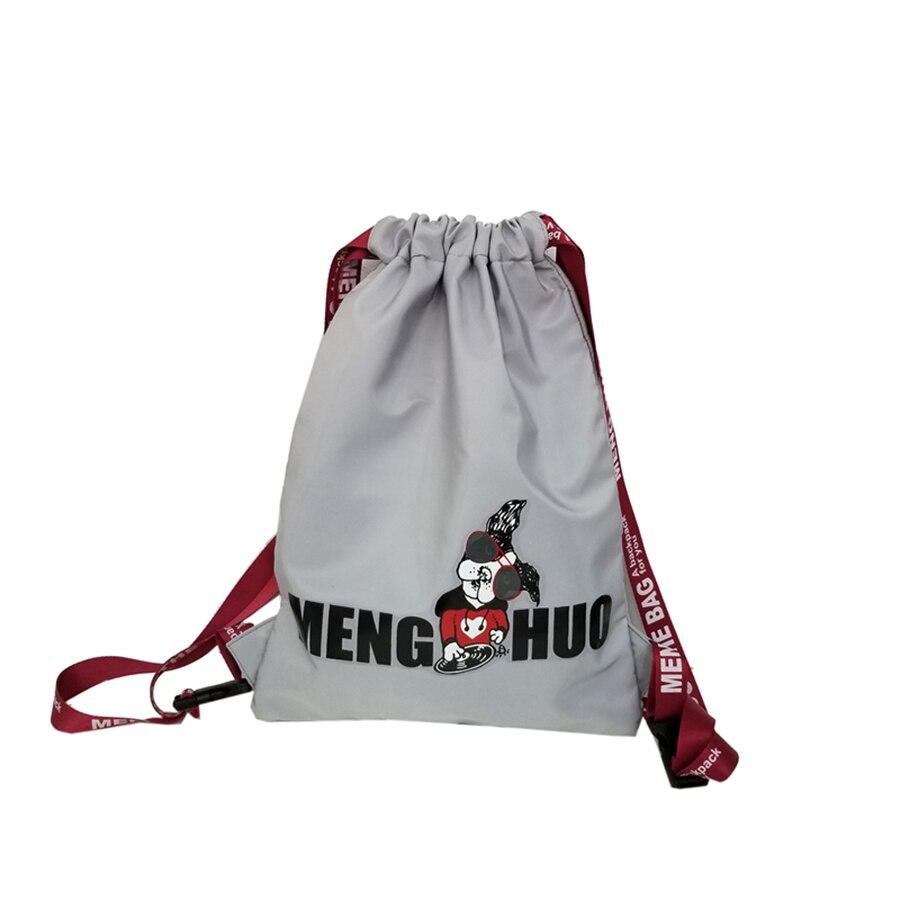 Mini Backpack Drawstring Bag Woman Custom Travel Size Bags For Women 2018 Drawstring Pouch Bolsos Small