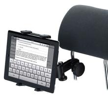 Nuevo Asiento Trasero Del Coche Reposacabezas Titular de Montaje de La Tableta Universal Para iPad 2/3/4 Mini Para Samsung Tablet PC GPS Titular soporte