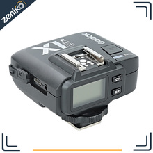 Godox X1N TTL 2.4 G Wireless Receiver Kit For Nikon D800 D3X D3 D2X D2H D1H D1X D700 D300 D200 D100 (X1C KIT)