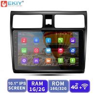 EKIY 10.1'' IPS 2.5D No 2 Din Android Car Radio Multimedia Player Audio GPS Navigation For Suzuki Swift Head Unit 3G/4G/WIFI