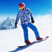 Winter Men S Ski Suits Snowboard Jacket Ski Pants Waterproof Warm Ski Jacket Skiing Trousers Outdoor