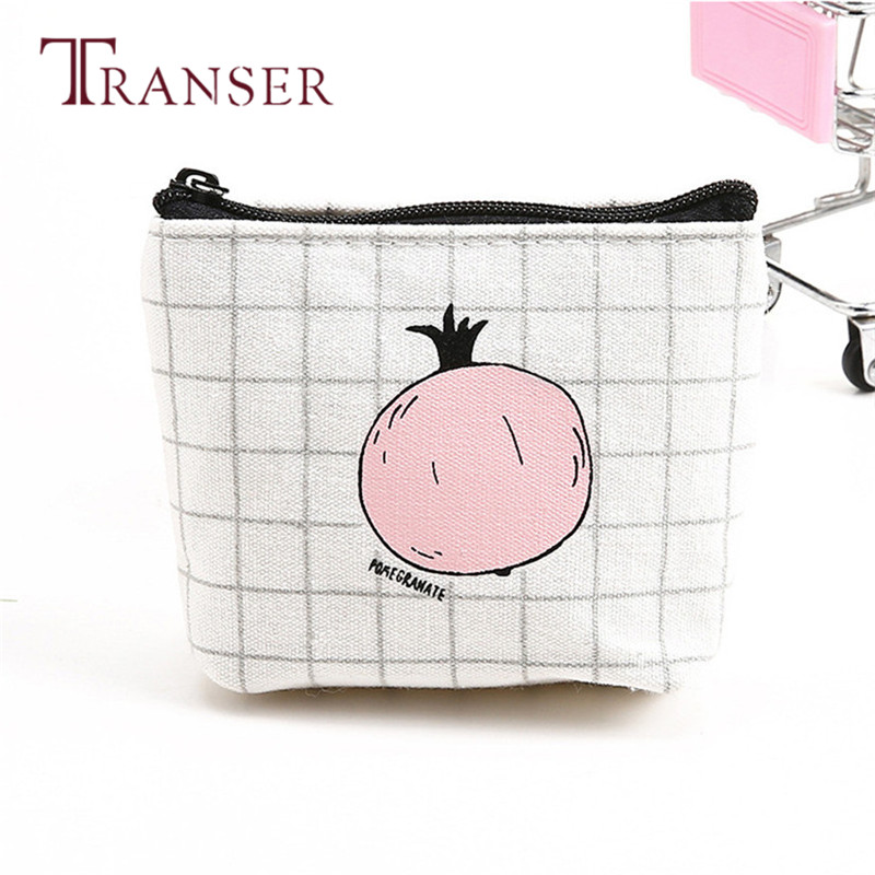 Women Girls Cute Fashion Snacks Coin Purse Wallet Bag Change Pouch Key Holder Best Gift Wholesale Apr25