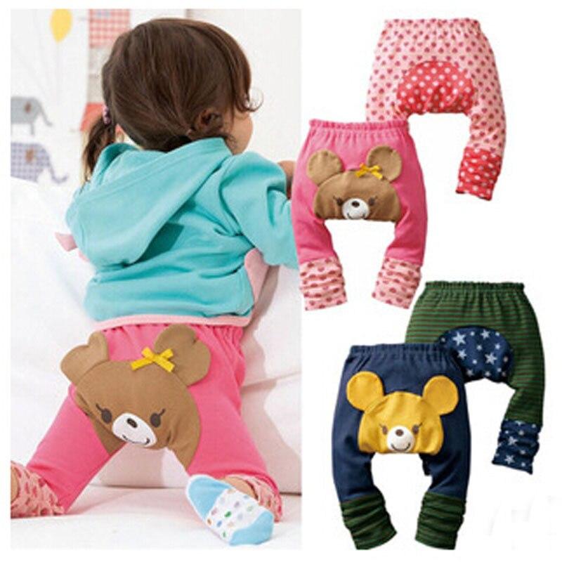 Baby Leggings Baby Boy Pants Girls PP Pants Cotton Trousers Kids Wear For Autumn Spring Children Clothing Legging Cartoon Roupa