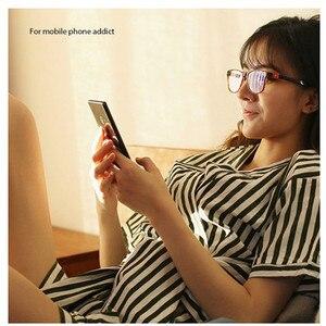 Image 2 - Xiaomi gafas protectoras fotocromáticas Qukan B1 con diseño Modular para la vida diaria, antirayos azules, 35%