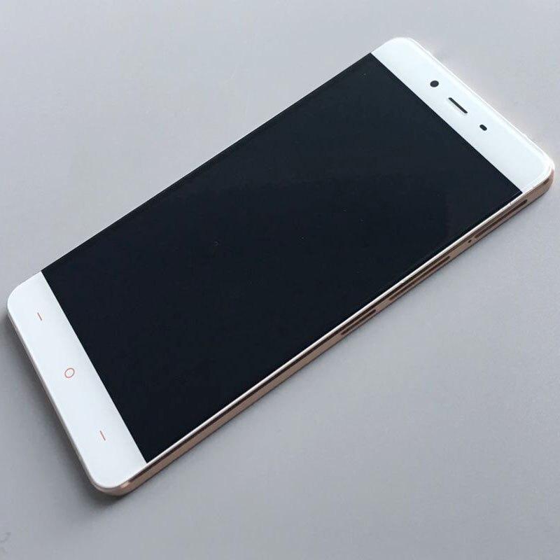 Para oneplus one plus x teléfono móvil lcd táctil pantalla digitalizador asamble