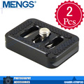 MENGS 2Pcs per pack TY-C10 Quick Release Plate For Telephoto And Micro Single Camera Compatible With C Series  (14010005101)