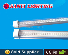 Innovation indoor plant tissue culture lights 18W red 630nm blue 460nm led grow tube light 1.2M length for seedling/growth