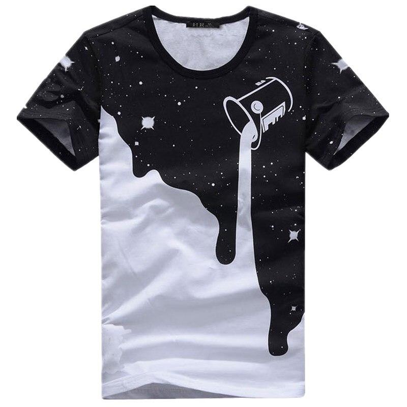 2018 new mens t shirt 3[d] Plus Size t-shirts High Quanlity t shirt men brand designer tops & tees fashion