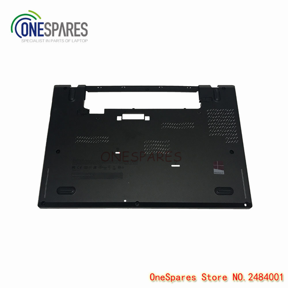 OneSpares NEW bottom case FOR Lenovo FOR Thinkpad T440S rear lid shell with D Cover Base Bottom shell AM0SB002400 AM0SB000800