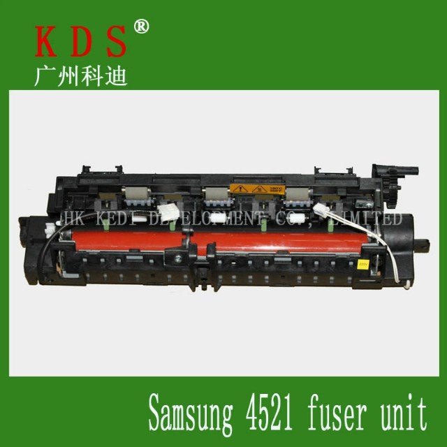 ФОТО 10 pcs/lot printer spare parts for SAMSUNG 4521F laserjet parts  fuser unit