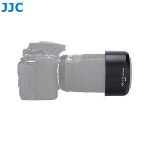 Image 5 - JJC Camera Lens Hood for Nikon AF P DX NIKKOR 70 300mm f/4.5 6.3G ED VR/AF P DX NIKKOR 70 300mm  f/4.5 6.3G ED replaces HB 77