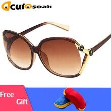 Fashion Polarized Sunglasses Women Brand Designer Vintage Polaroid Female Luxury Eyewear with box