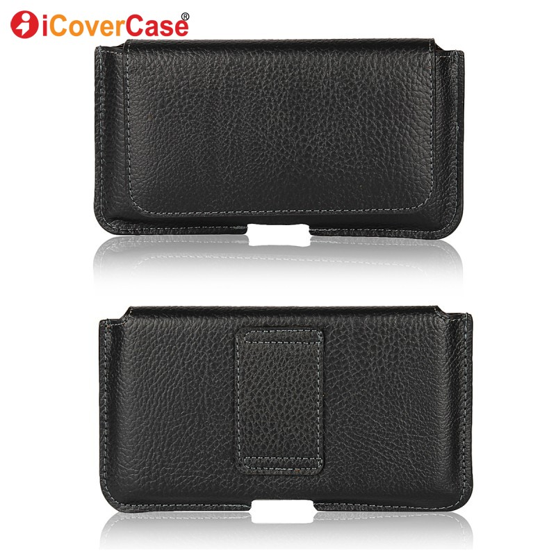 Belt Clip Pouch Holster Magnetic Flip Case Cover Holder For Xiaomi Redmi 6 Cell Phones & Accessories Cell Phone Accessories