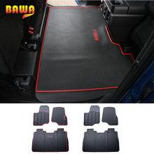 Коврики для автомобиля hangup ford f150 2015 up резиновые коврики